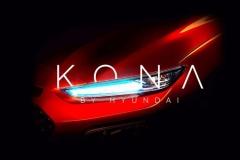 现代全新小型SUV KONA 预计今年6月发布