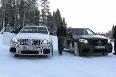 奔驰两款高性能SUV将于5日全球首发
