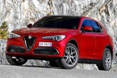 阿尔法罗密欧第一款SUV即将入华,前脸国人能接受吗?