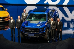 福特品牌新车预展 5款新车首发亮相