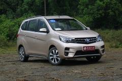 东风启辰M50V正式上市 售价6.58万元起