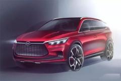 比亚迪王朝概念车新预告 4月17日发布