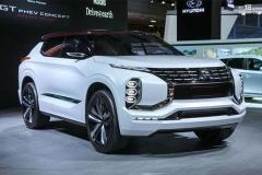 新能源概念SUV领衔 三菱上海车展阵容