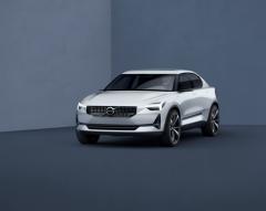 沃尔沃EV将在中国生产 2019年发布