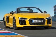 奥迪R8 V10新车型上市 售215.80万起