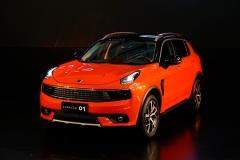 LYNK&CO定名领克 首款量产车年底上市
