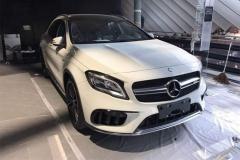 新款AMG GLA 45将亮相上海车展 搭2.0T动力