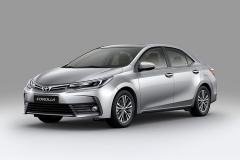 新款丰田卡罗拉上市 售10.78-17.58万元