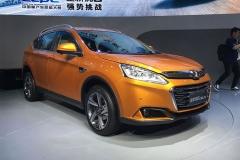 2017上海车展:新优6 SUV 12.98万起