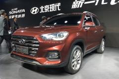 2017上海车展:新一代北京现代ix35发布