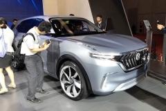 2017上海车展:正道K550车型全球首发