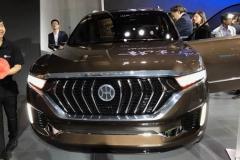 2017上海车展:正道K750车型全球首发