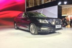 2017上海车展:新款传祺GA8售14.98万起