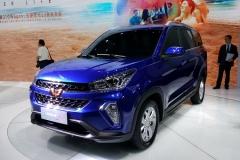 2017上海车展:五菱宏光S3正式发布