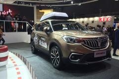 2017上海车展:新款中华V3正式发布