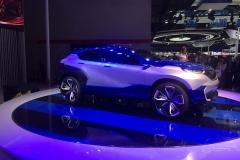 2017上海车展:SWM斯威EROE概念车亮相