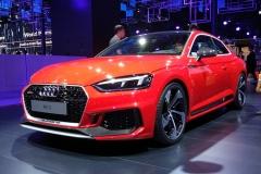 2017上海车展:新奥迪RS 5 Coupe亮相