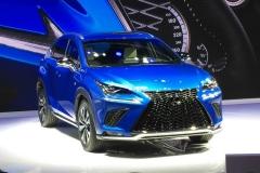 2017上海车展:雷克萨斯新NX全球首发
