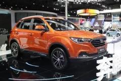 2017上海车展:奔腾B30 EV即将上市