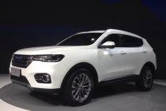 2017上海车展:全新哈弗H6售11.88万起