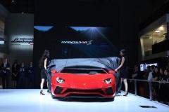 2017上海车展:兰博基尼Aventador S