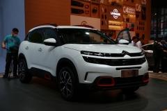 2017上海车展:雪铁龙天逸C5 AIRCROSS