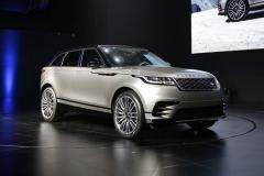 路虎揽胜星脉中国首发 运动中型SUV