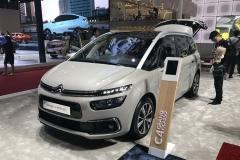 2017上海车展:新款Grand C4 PICASSO