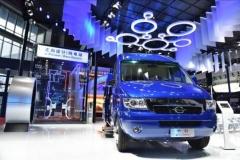长江汽车全球战略发布  纯电动精品上海车展亮相