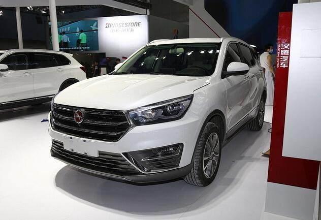 国产SUV黑马,外观堪比宝马X5,内饰不输奥迪Q7,仅6万!