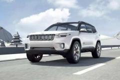 Jeep全球首发云图概念车 插电混动SUV