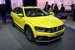 一汽-大众蔚领无疆版 黄色涂装更个性