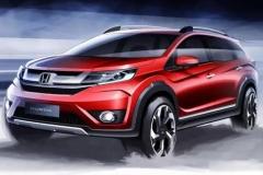 本田2018年将在北美市场增添中型SUV