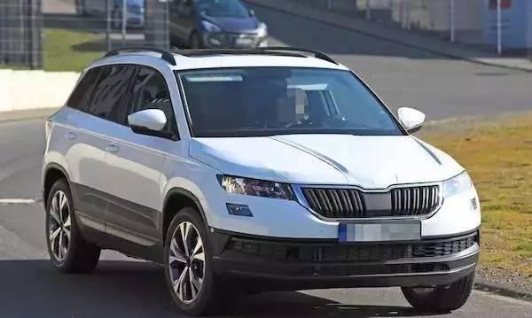 Yeti的换代车型KAROQ竟和Tiguan一样大