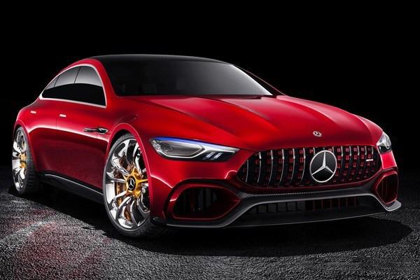 无声跑车 AMG未来将推更多混动/电动车型
