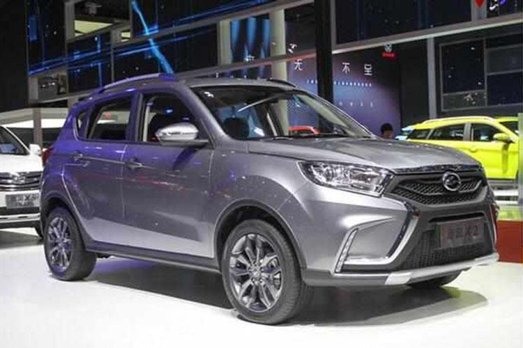 陆风小型SUV于6月初开始预售 有望7月上市!