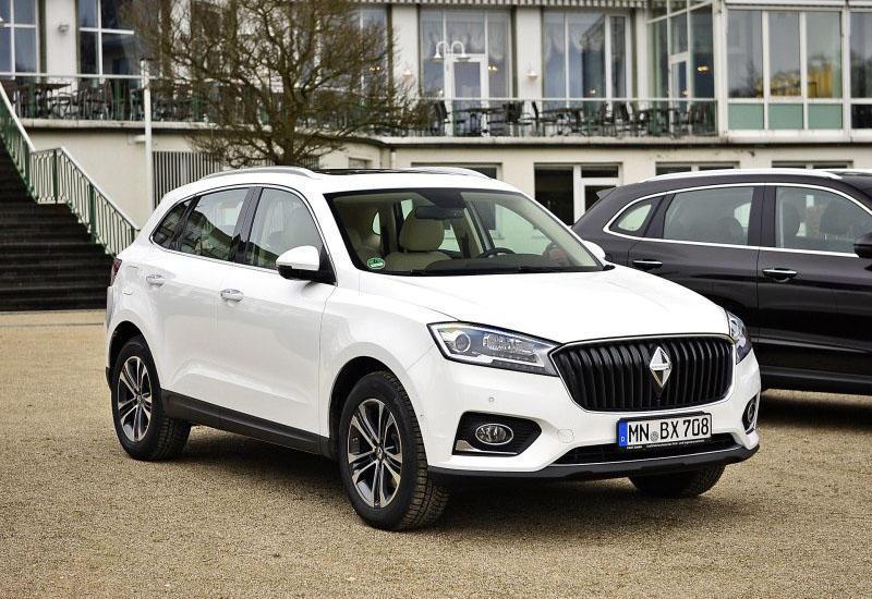 17万你会买这款跟途观L一般大,却用2.0T的德系SUV吗?