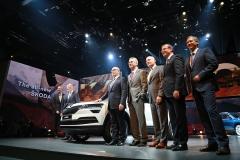 斯柯达全新紧凑级SUV KAROQ 全球首发