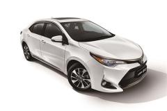 丰田新款雷凌上市 售10.98-16.18万元
