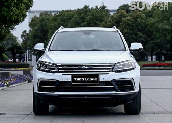 众泰T600 Coupe或6月上市 提供三种发动机