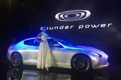 全新电动汽车品牌Thunder Power中国首发