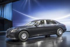 奔驰新款S级7月海外上市 售68.1万起