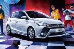 丰田致炫劲速升级版上市 售9.13万起