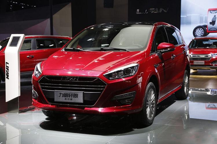 力帆轩朗将推两新车型 6月6日公布售价