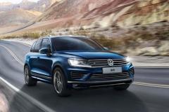 途锐新车型6月3日发布 为中国市场打造