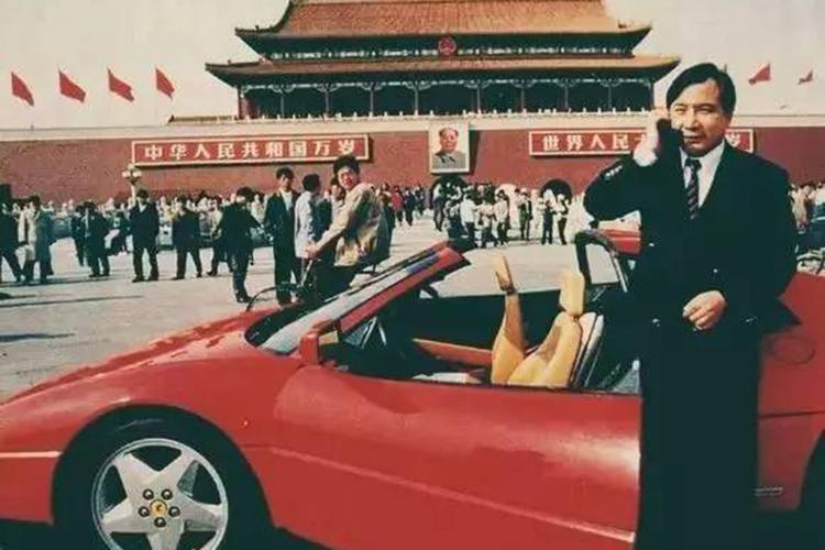 中国最贵的二手车 现在还在升值
