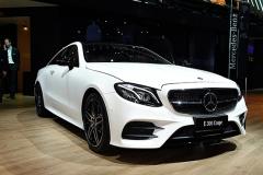 全新奔驰E级Coupe上市 售55.80-64.20万