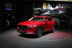 马自达全新CX-5预计9月上市 颜值再提升