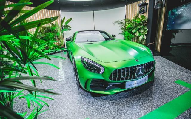全新AMG GT R香港正式定价 ¥2,524,000