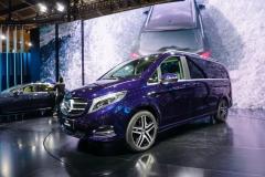 奔驰新款V级上市 售48.9-64.6万元